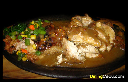 Philippines Cebu Restaurant Filipino - Tara's Cafe Chicken