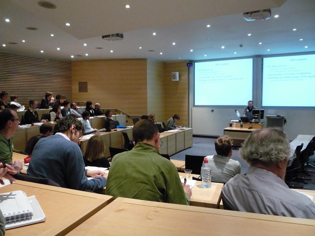 sts seminars at oxford