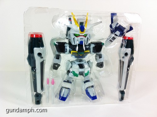 Gundam DformationS Blast Impulse Figure Review (5)