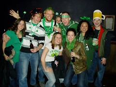 St. Patty's Day 2007, the gang
