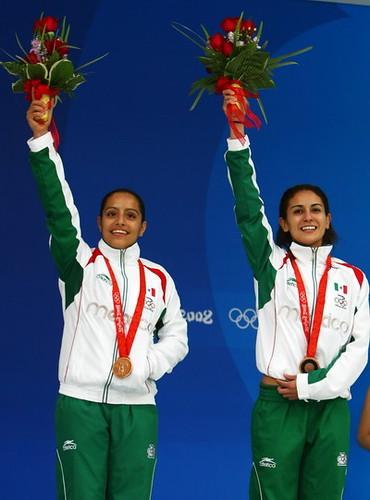 Primera medalla olimpica de México en estas Olimpiadas