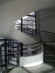 GIL Building Spiral Staircase - Roma
