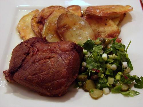 Dinner:  December 20, 2008
