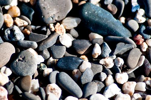 Moss Beach - Rocks
