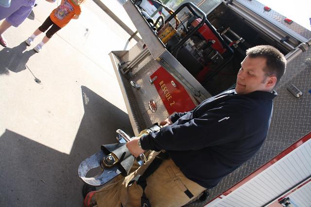 fire station field trip • preschool - 33
