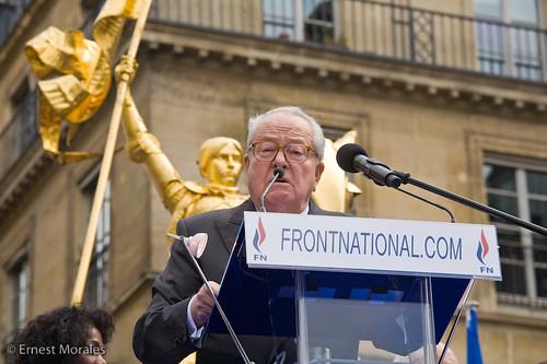 Défilé annuel du FN en l'honneur de Jeanne d'Arc