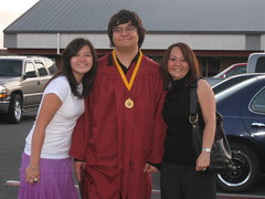 Erin, Brandon and Mom