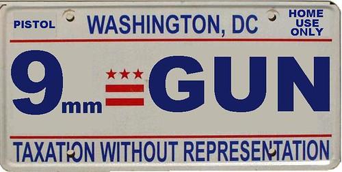 DC Gun License