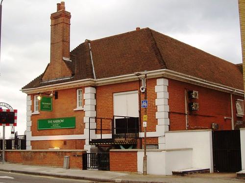 The Narrow (Limehouse E14)