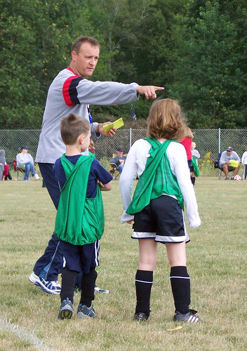 Im ready to play Coach!