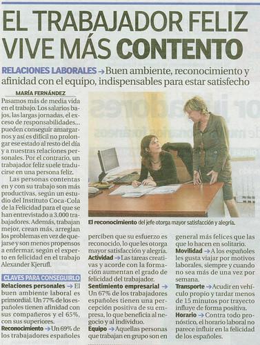 Articulo diario 20 minutos 09/09/08