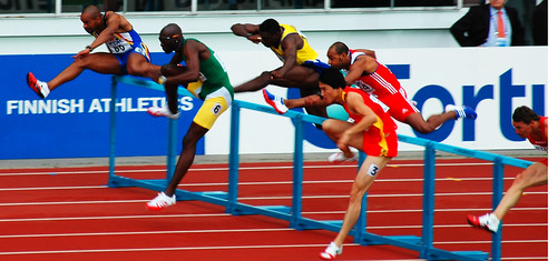 Hurdles Are Meant to Be Overcome