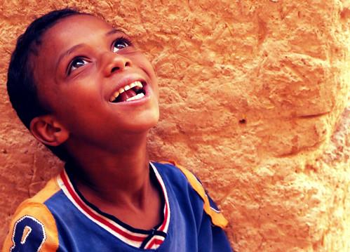 Tinghir Berber Kid