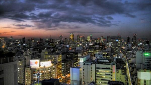 Osaka, Shin-Sai-bashi