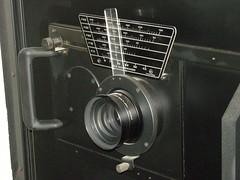 Screen Photace 2500 Camera