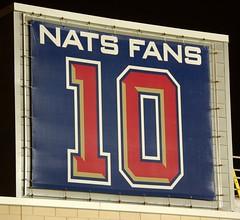 Washington Nationals 10th Man