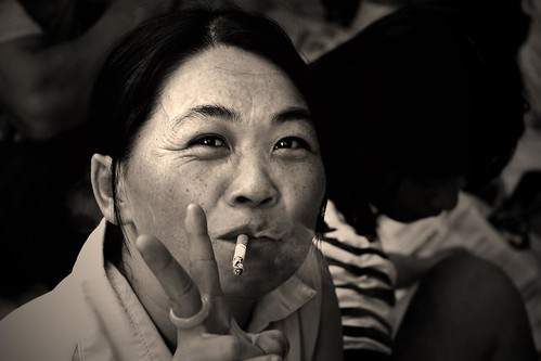 Smokin' II In Nanning