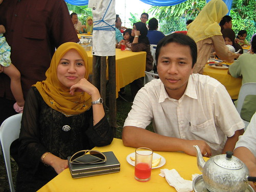Helmi and Azlina