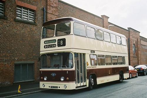 Bolton Transport 232