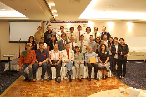 Group Photo, AAIF 2008