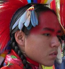 Pueblo Warrior