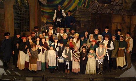 Fiddler Cast