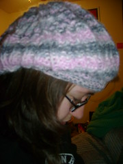 me in hat