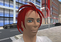 Screenshot of Second Life