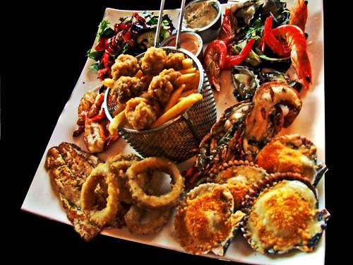 Rashays - Seafood platter for 2 $59.95