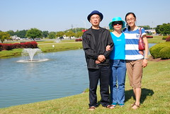 Dad, Mom, Jacqueline
