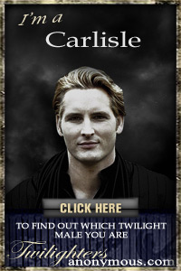 I'm a Carlisle! I found out through TwilightersAnonymous.com. Which Twilight Male Are You? Take the quiz and find out!