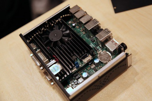 NVIDIA Ion Platform