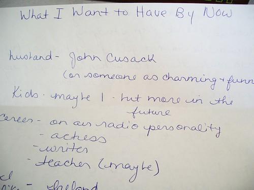 I i really /i loved John Cusack.  And still do.
