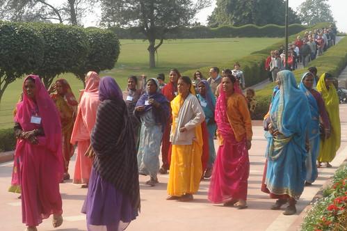 Raj Ghat甘地紀念碑1-24