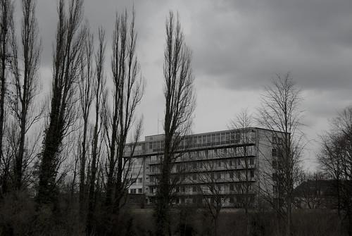 scary hospital