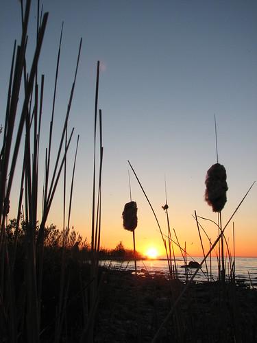Gills Pier Sunset by newsgirl23