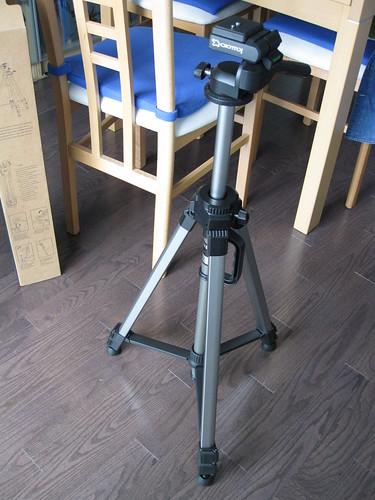 My New Tripod
