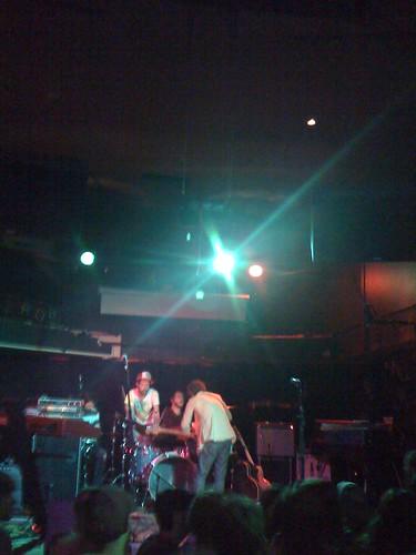 Apollo Sunshine @ 12 Galaxies, SF 6/26/08