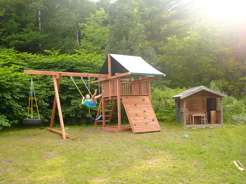 Swing Set - After