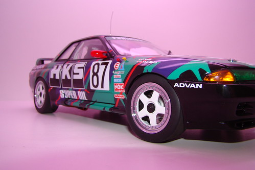 Auto Art HKS Skyline