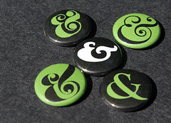 Ampersand Buttons
