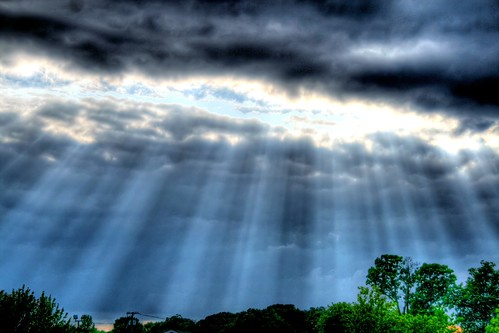Gods Glorious Light