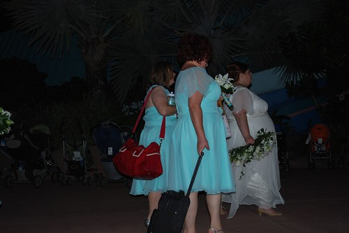 Wedding at Epcot by you.