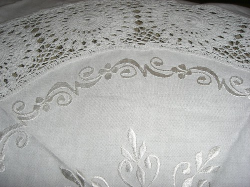 New tablecloth