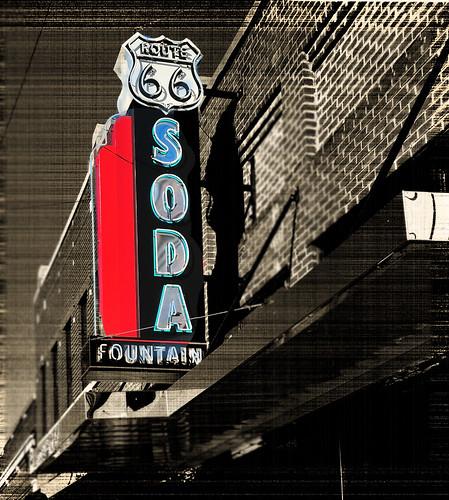 66 Soda by Pete Zarria