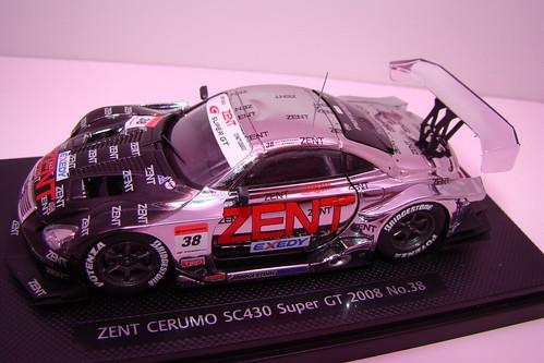 2008 Ebbro Zent Lexus SC430