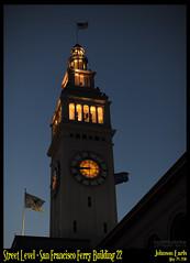 Street Level - San Francisco Ferry Building 22