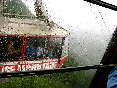 Gondola traffic