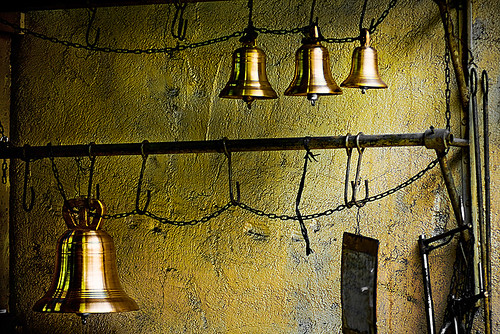 4 Bells A' Ringing