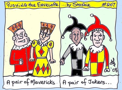Poker Politics